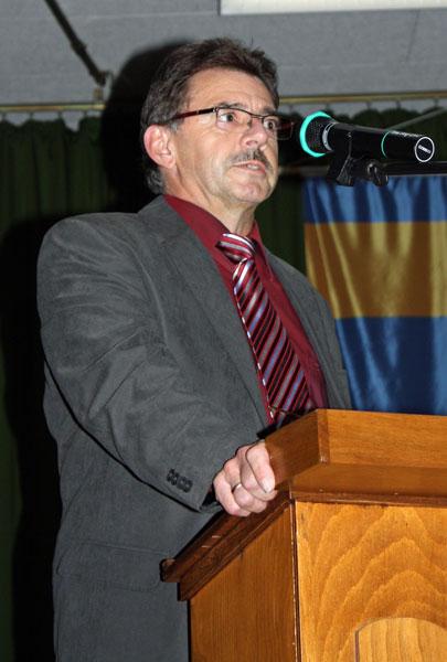 Ortsbürgermeister Diefenbach
