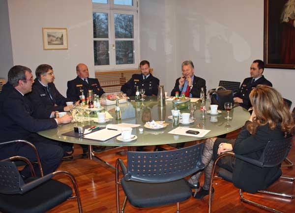 Im Gespräch mit dem Landtagsabgeordneten