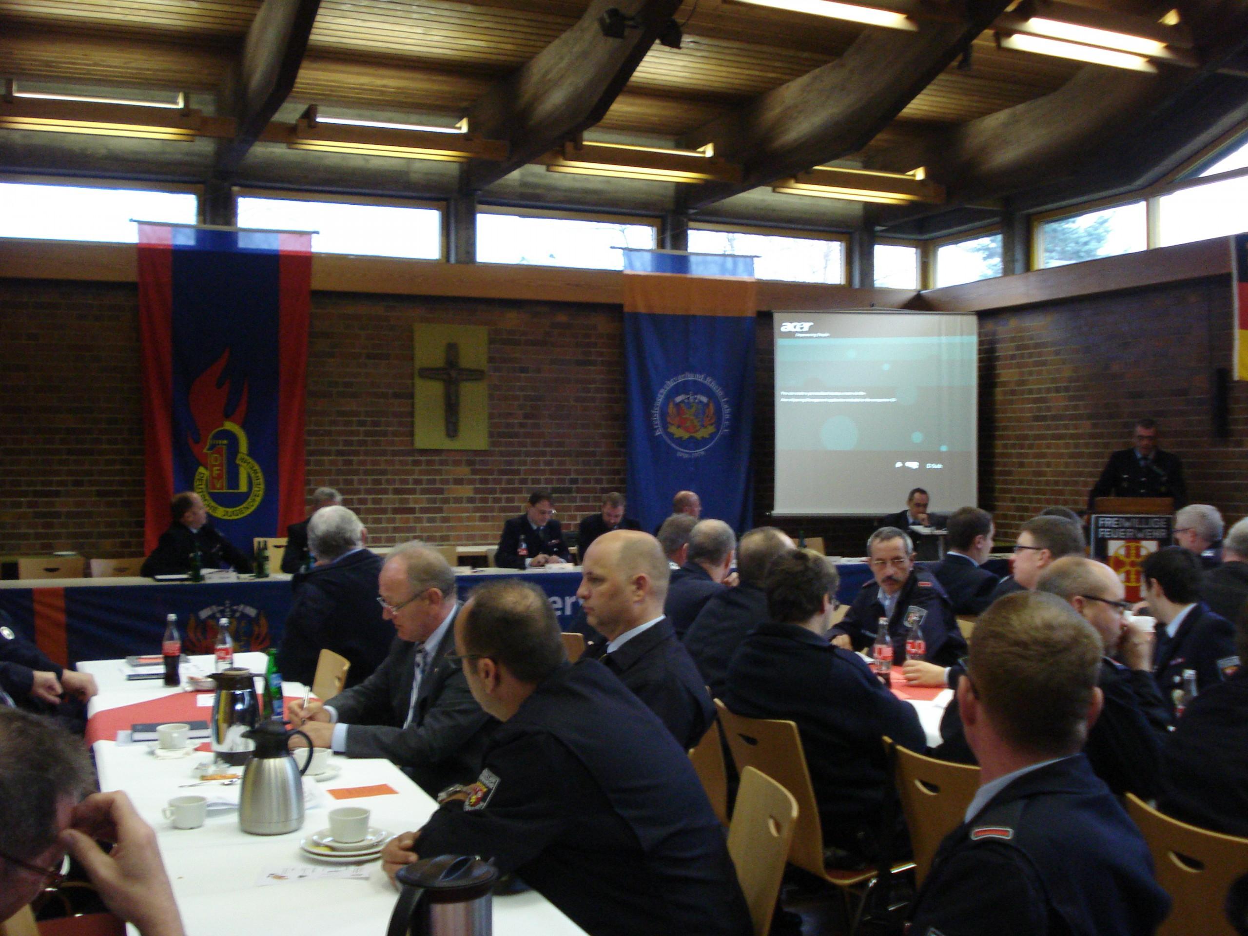 Delegiertenversammlung 2015