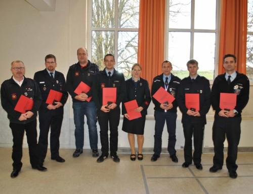 Delegiertenversammlung in Lohrheim