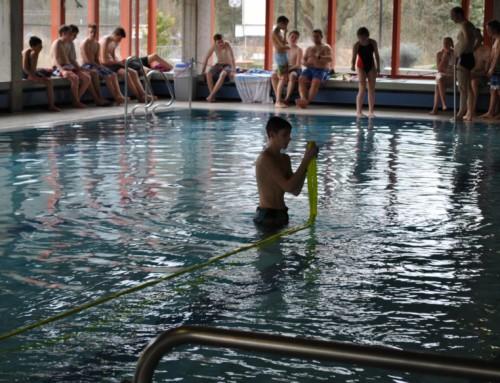 Schwimmwettkampf in Lahnstein