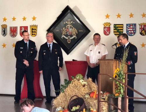 Gemmericher Kameraden auf VG Feuerwehrtag geehrt