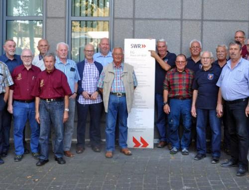 Altersabteilung der Freiwilligen Feuerwehr der VG Bad Ems besuchten Landtag sowie SWR in Mainz
