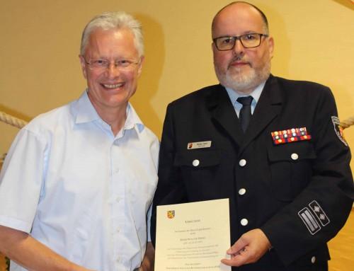 Personelle Erweiterung bei Technischer Einsatzleitung der Feuerwehr und Katastrophenschutz