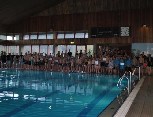 Jugendfeuerwehren aus der VG Katzenelnbogen organisierten tollen Schwimmwettkampf