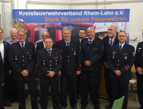 Ehrungen für verdiente Kameraden in Holzhausen